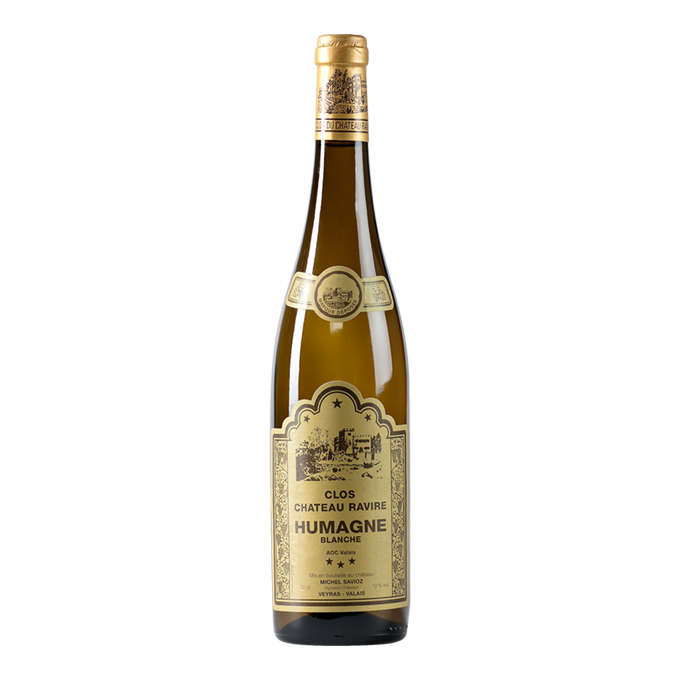 Humagne blanche/ Domaine Château Ravire