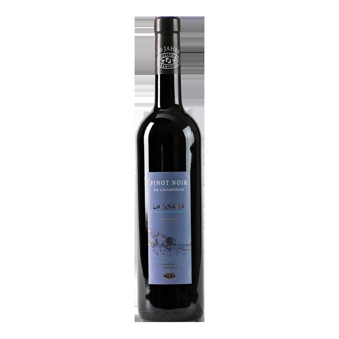 """Pinot noir de Chamoson """"La Golette""""/ Riem"""