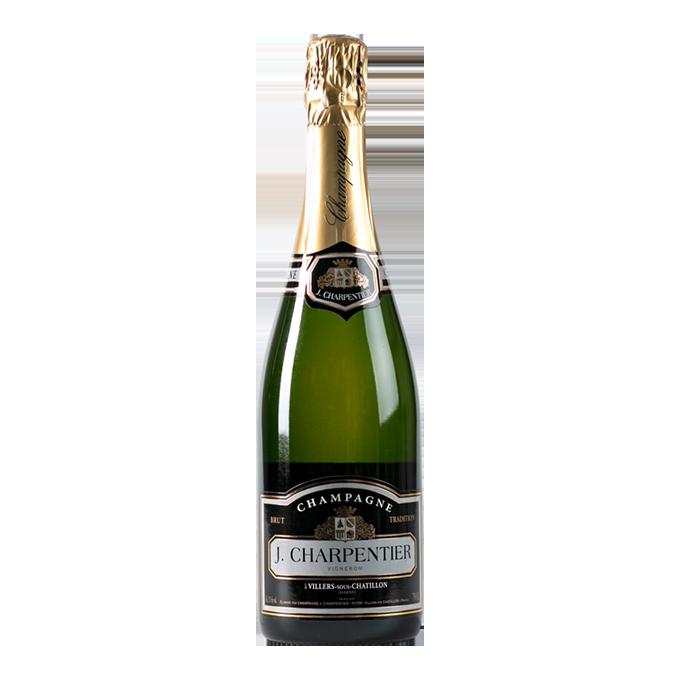 Champagne Tradition brut/ J. Charpentier